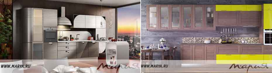 кухни Мария3