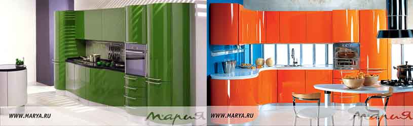 кухни Мария4