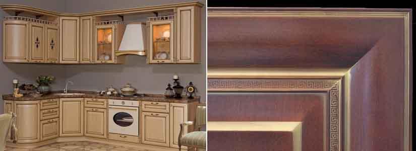 плёночные кухонные фасады