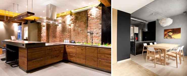 кухни лофт3