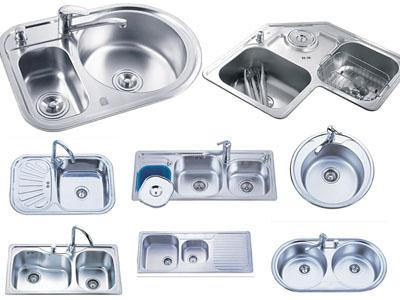 формы кухонных моек