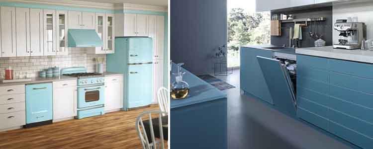 посудомоечные машины на кухне