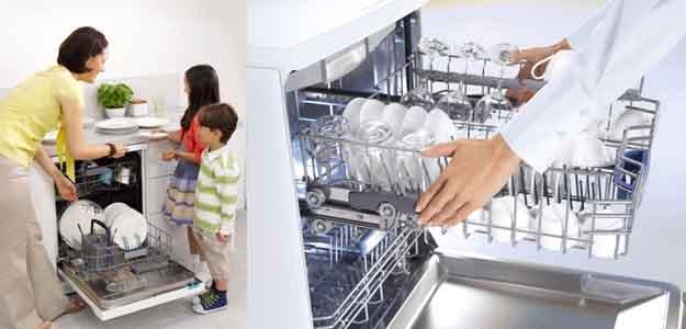 режимы и функции посудомоечных машин