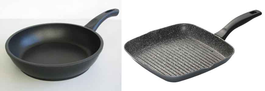 титановая сковорода
