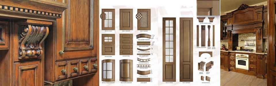декоративные элементы из массива