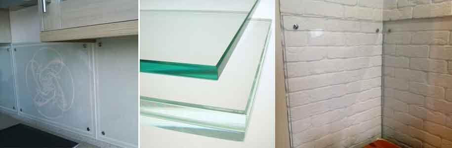 обычное стекло и стекло оптивайт
