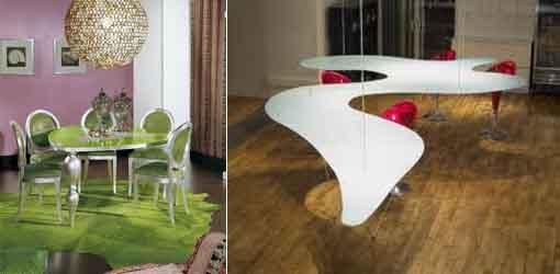 нестандартные столы