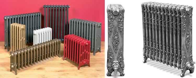 декоративные батареи отопления