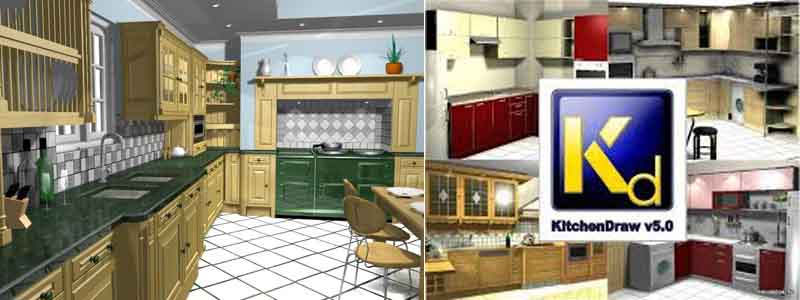 программа конструктор кухни китчен дро