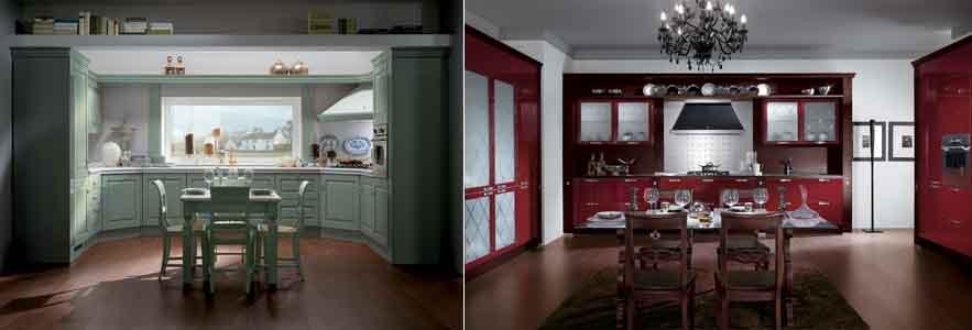кухни Скаволини