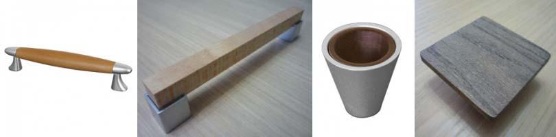 деревянные фасадные ручки