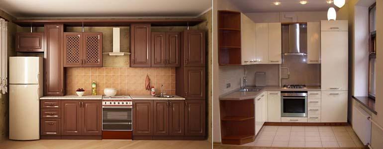 модули кухонного гарнитура