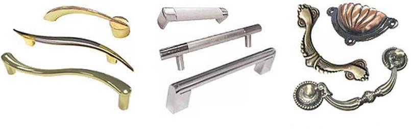 ручки для кухонных фасадов