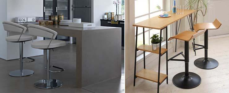 кухонные барные стулья