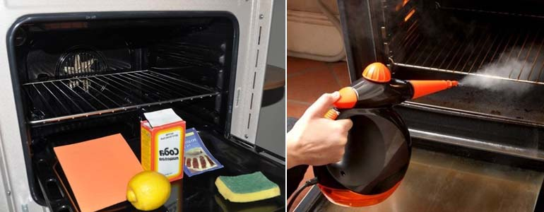 чем отмыть кухонную технику