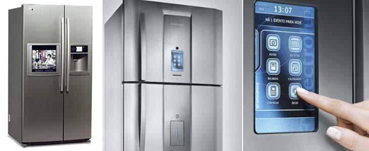 программы современных холодильников