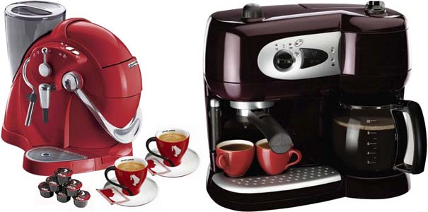 капсульная и комбинированная кофеварка