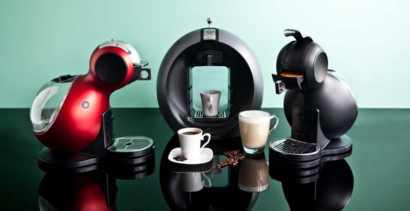 выбор капсульной кофеварки