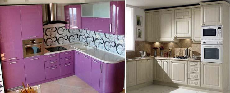 мебельные пеналы для кухни