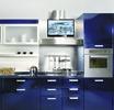 телевизор на кухне