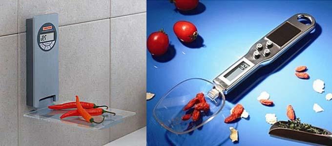 выбор кухонных весов