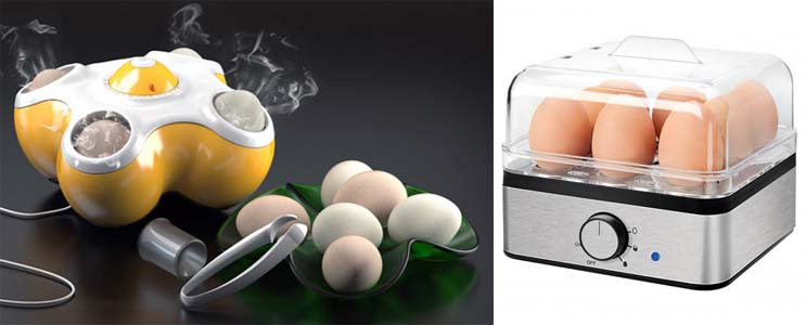 как выбрать яйцеварку