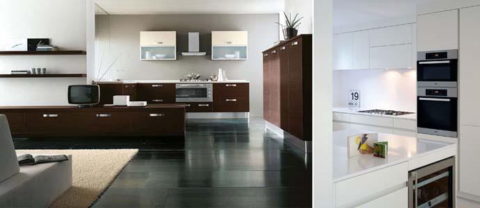 интерьер кухни в стиле конструктивизм