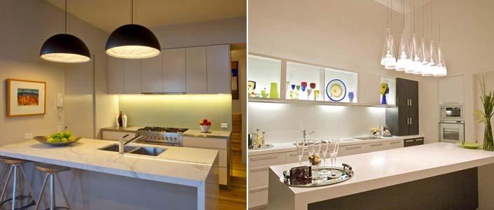 кухонная люстра