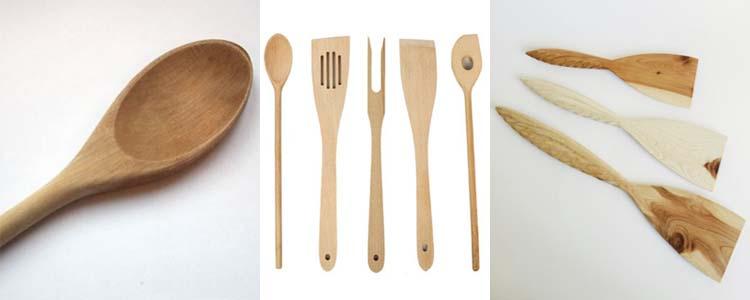 виды деревянных лопаток