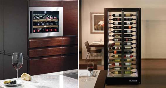 выбрать винный шкаф