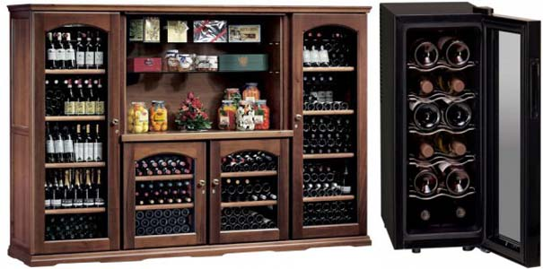 шкаф для вин