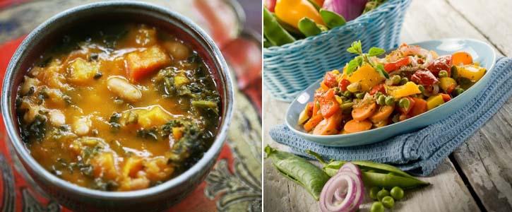 как приготовить блюдо сабджи