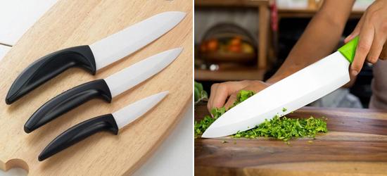кухонные керамические ножи